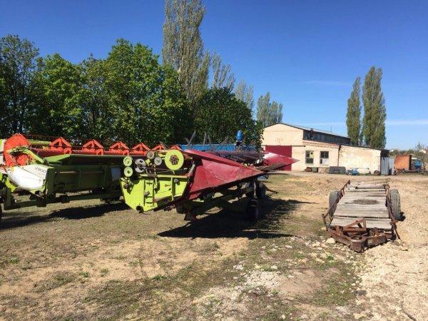 Агрокомпания 1600 га в Херсонской области